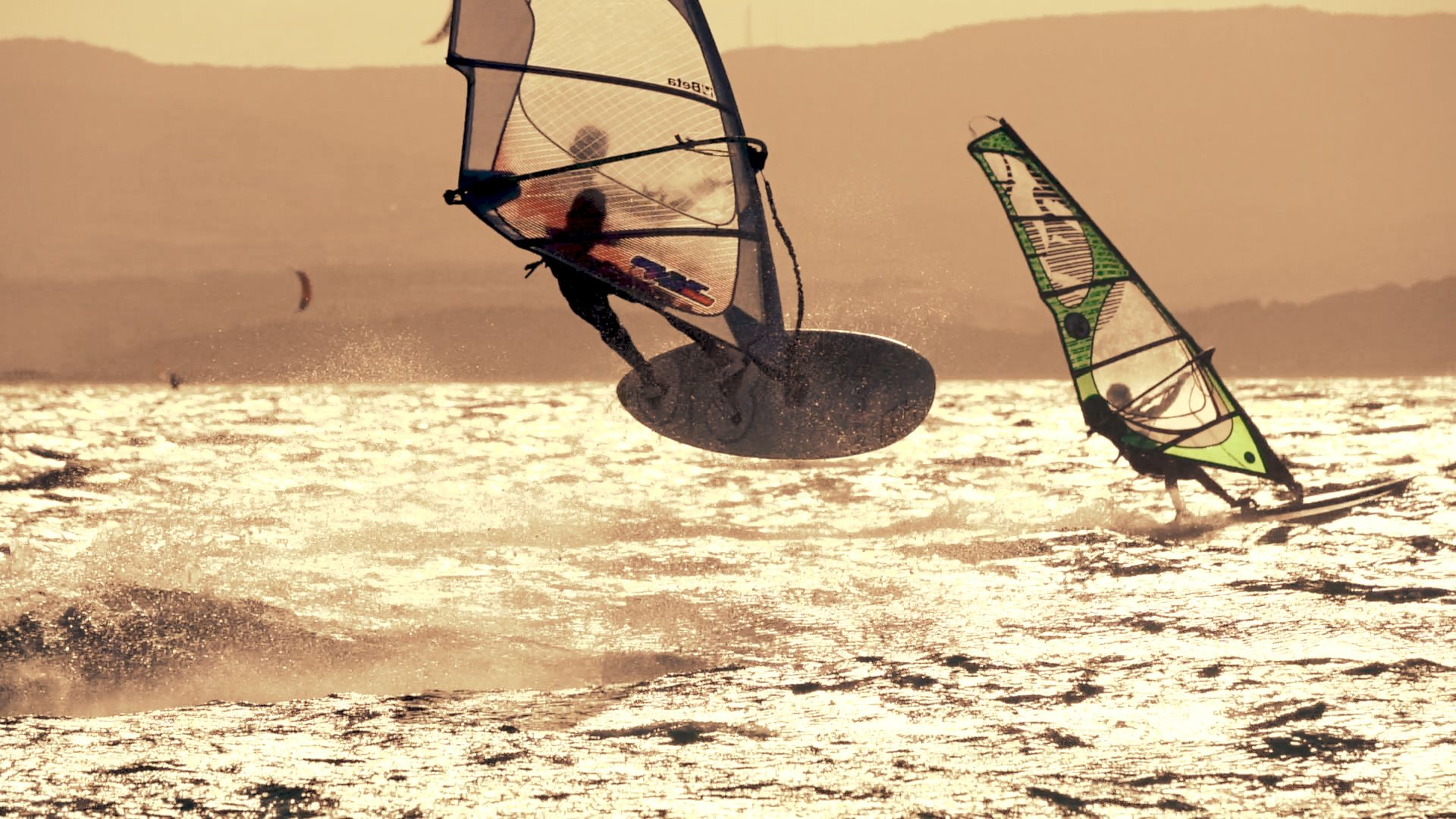 Kite Windsurf Camp Porto Pollo In Capannaccia
